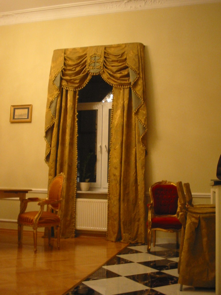Curtains Private Apartment Sophysticated Curtains